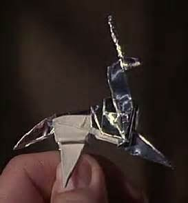 origami blade runner co m plications larval subjects