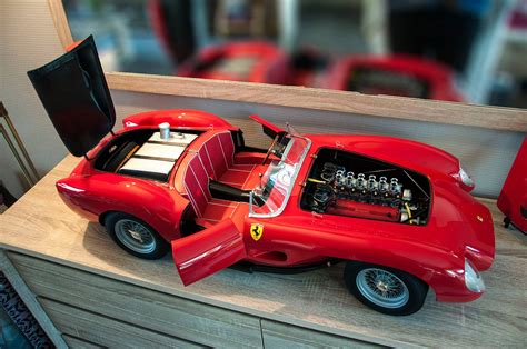 testa rossa 250 testarossa big scale cars