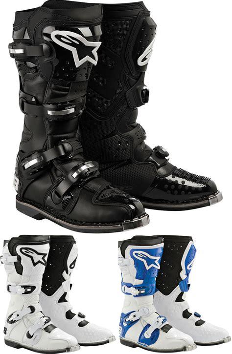 alpinestars tech 8 boots alpinestars tech 8 light boots motocross feature stories