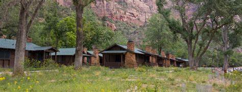 Cabins In Zion National Park by 17 Best Ideas About Zion Lodge On Utah