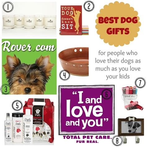 top pet gifts best gifts for dog lovers dude mom
