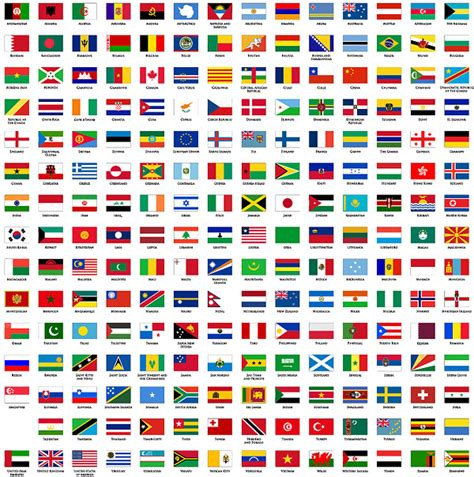 flags of the world quiz ppt 世界各国国旗区旗 素材中国sccnn com