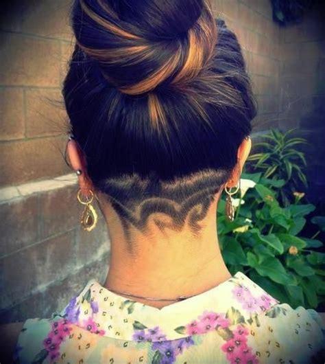 nape cut designs 12 nape undercut hairstyle designs strayhair