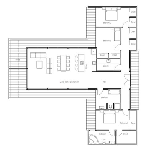 Contemporary Homes Floor Plans by 17 Best Images About House Plans On European