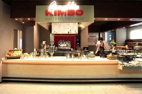 Caffé Kimbo, Espresso da Napoli   Autogrill