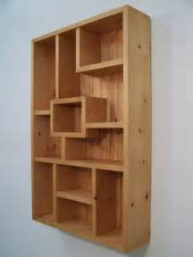 wooden wall display shelves modern wood wall display shelves from