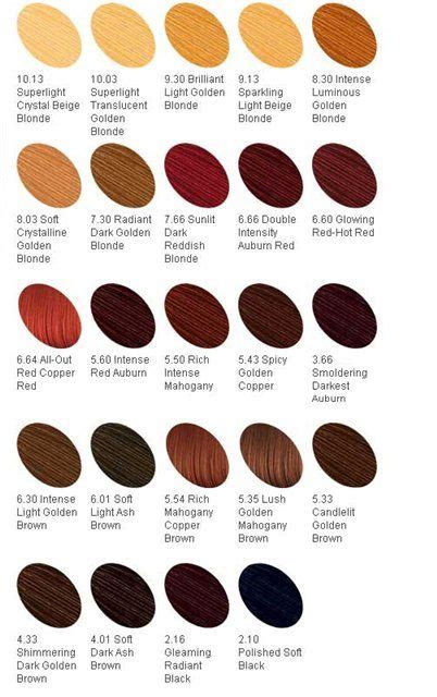 hair color chart writing with the grammar brown hair colors ash and more hair color names for characters writing characters description colors
