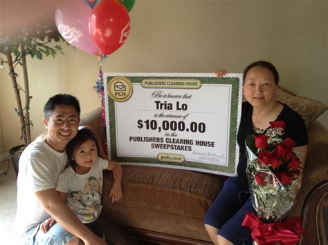 Publishers Clearing House Search Engine - publishers clearing house 10 000 00 st patrick s day prize awarded pch search win