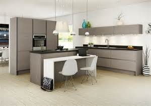 Magnet Kitchen Cabinets by Integra Fantasy Grey