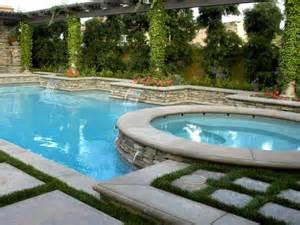 Backyard Retreats Pools And Spas Planning A Poolside Retreat Hgtv
