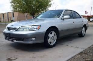 picture of 2000 lexus es 300 base exterior