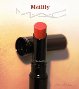 New From Mac Slimshine by Blush Meilily