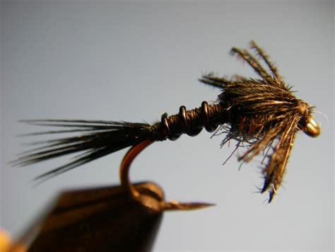Black Nymph Pattern | how to tie ted s early black stonefly nymph pattern