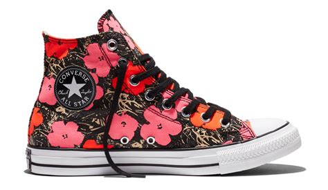 Sepatu Converse Andy Warhol converse chuck andy warhol collection sneaker bar