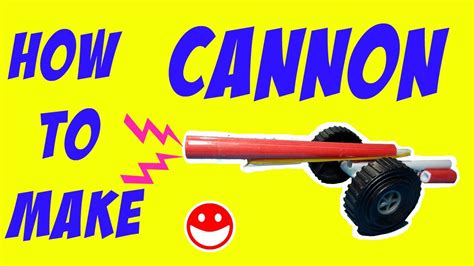 How To Make A Paper Cannon - how to make a paper cannon that shoots easy