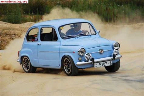 Rally Auto Pe As Salto by Seat 600 E Impecable