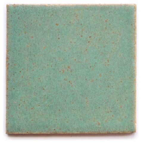Handmade Ceramic Tiles Uk - 913 copper matte finish handmade ceramic tile