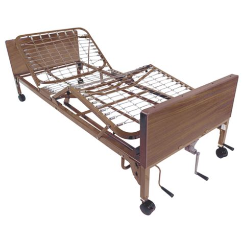 drive bed 15003 manual hospital bed