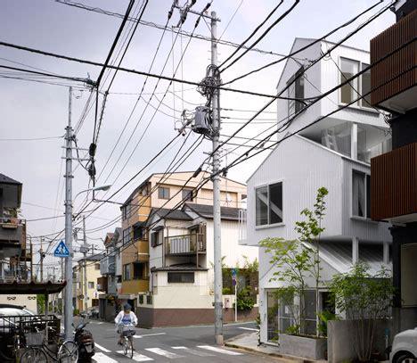 tokyo appartments tokyo apartment sou fujimoto architects ooki na momo