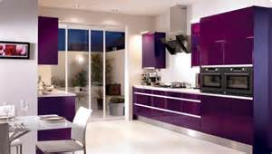kitchen colour ideas 2014 cuisine couleur aubergine inspirations violettes en 71 id 233 es