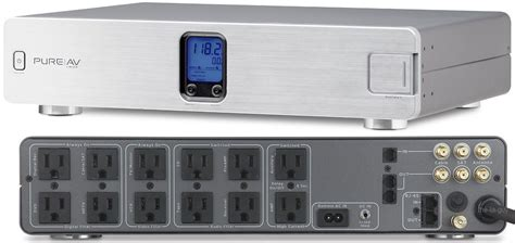 Home Theatre Power Up belkin av 13 outlet home theater power console