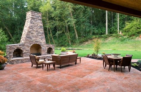 Cost Of A Patio Sted Concrete Patio Cost Concrete Patios