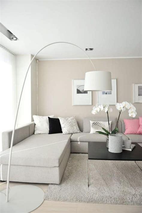 light cream  beige living room design ideas modern
