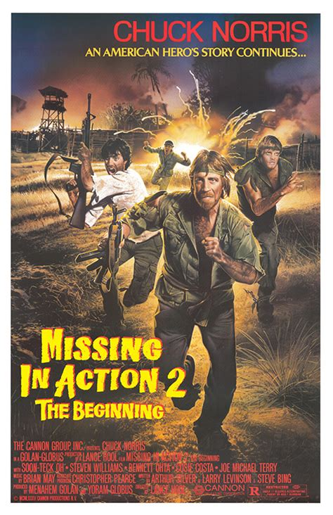 missing in action 2 movie posters at movie poster