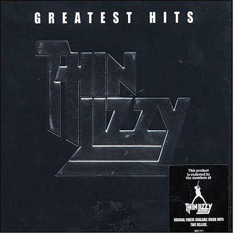 best thin lizzy album greatest hits 2004 thin lizzy albums lyricspond