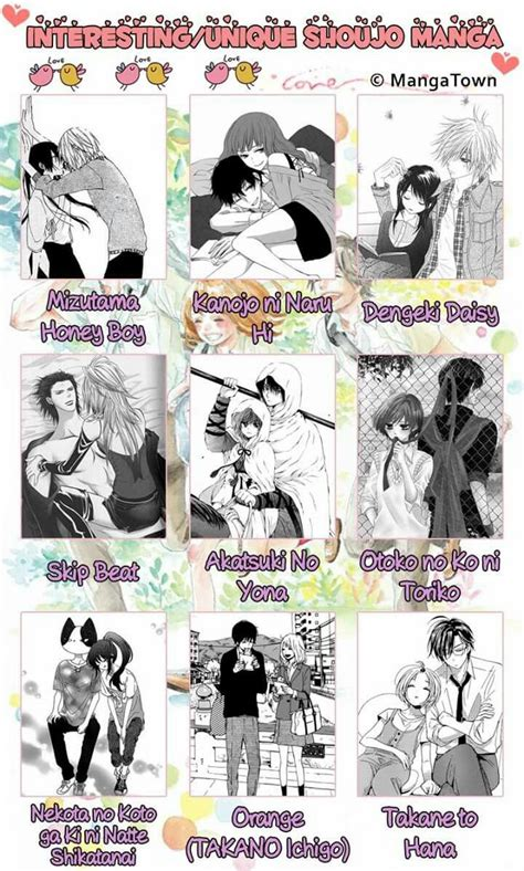 P Anime List by 25 Best Ideas About On Shojo