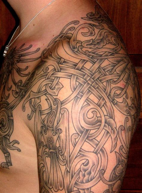 authentic viking tattoo designs 30 gorgeous viking tattoos designs ideas