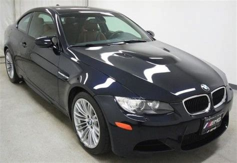 Bmw M3 Leather Iphone All Hp sell used bmw m3 e90 414hp 4 0 v8 smg coupe sunroof leather we finance low 36k in