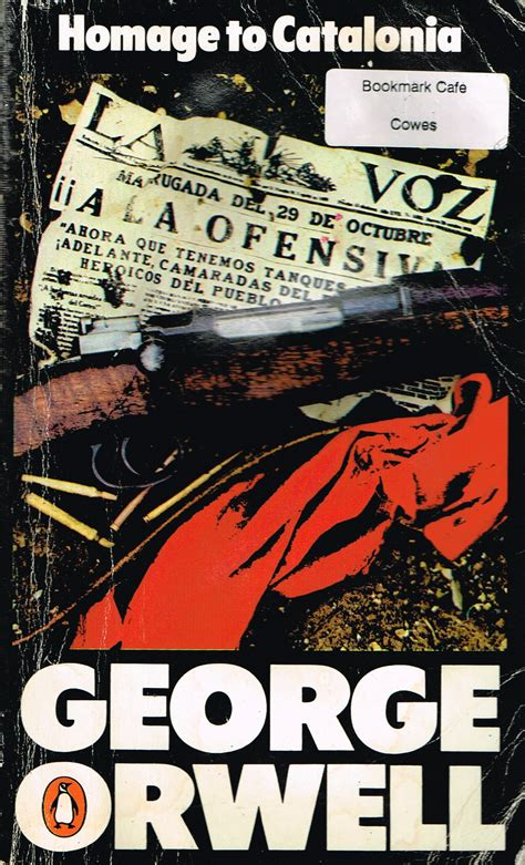 homage to catalonia penguin b002ri9xho george orwell s greatest book basebenzi
