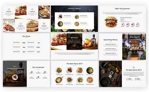 Food Drive Presentation Powerpoint Template 65761 Drive Presentation Templates