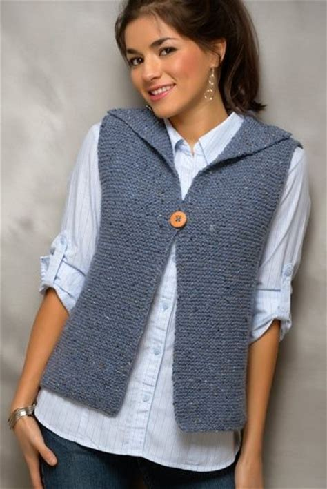 knitting pattern simple vest easy adorable knitted vest seamless knit knit knit