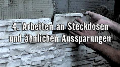 Gips Verblender Schneiden by Klimex Verarbeitung Der Verblendsteine Lange Version