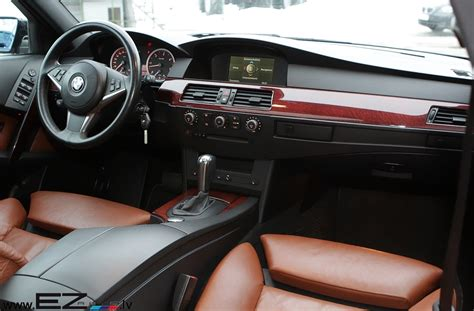Trim Upholstery Bmw 525d E60 Individual Ez Auto