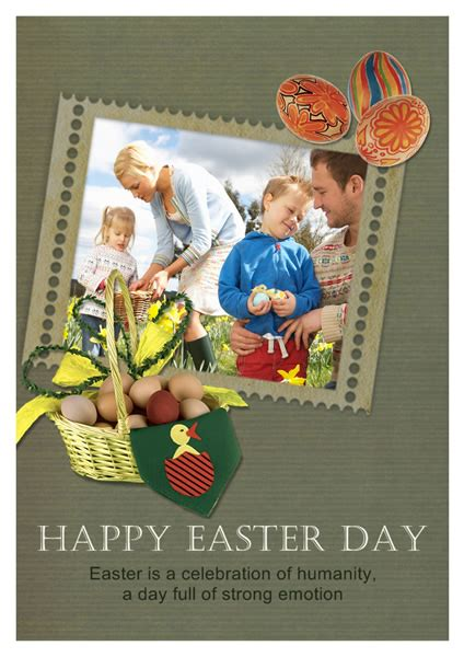 Happy Family Cards Templates by Easter Card Templates Greeting Card Builder