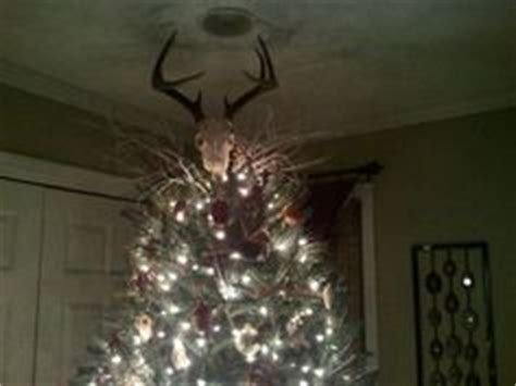 skull christmas tree toppers deer skull tree topper deer skulls tree toppers and deer