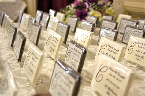 how to make seating cards inspiration edible seating cards diy project