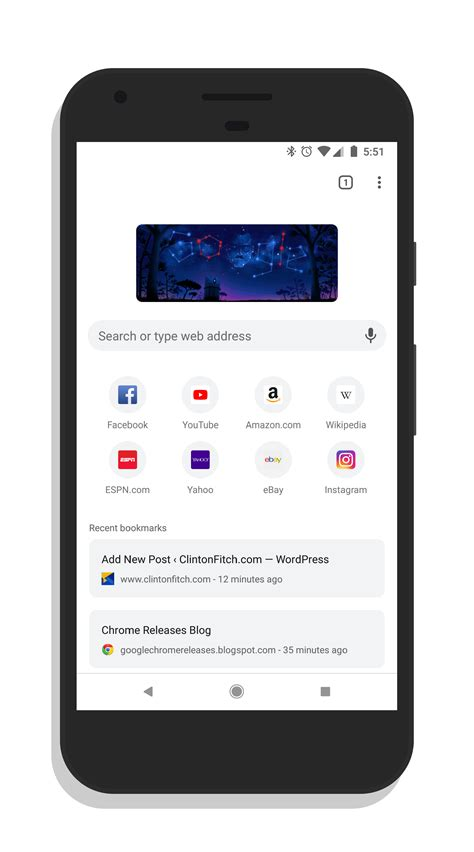 chrome app android second chrome for android beta build of chrome 66 released clintonfitch