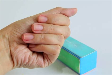 The One Nail Buffer By Rd Store how to buff your nails 7 steps with pictures wikihow