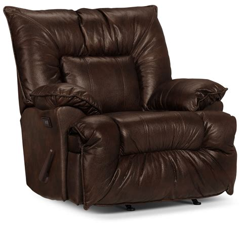 leather massage chair recliner designed2b recliner 7726 genuine leather massage chair