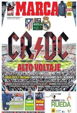 Kaos Atletico Creative 1 Cr Oceanseven continental breakfast atletico madrid v real madrid derby in the spotlight daily mail
