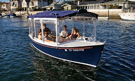 huntington harbor boat rentals in sunset beach california - Huntington Harbor Boat Rentals
