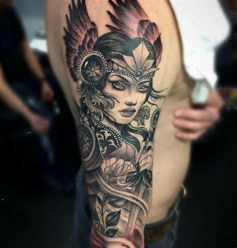 norse valkyrie tattoo designs 25 best ideas about valkyrie on norse