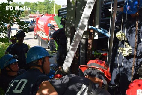 rescue indianapolis indianapolis firefighters rescue trapped in sewer pipe engineering