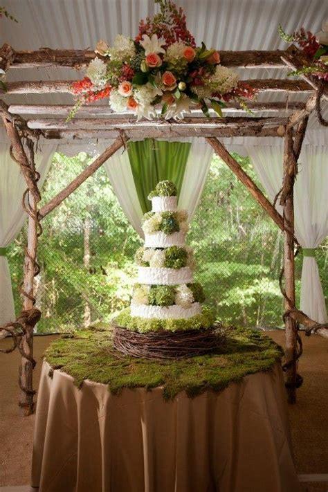 rustic backyard wedding elegant rustic country backyard wedding in tennessee