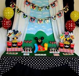 mickey mouse clubhouse birthday decorations kara s ideas mickey mouse clubhouse birthday