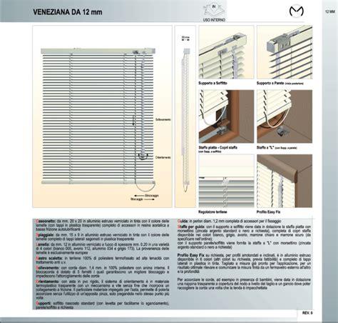 tende metalliche per interni veneziane arredo uffici scaffalature soppalchi torino